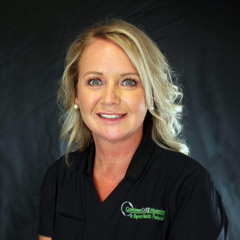 Angie Copeland, Admissions Coordinator